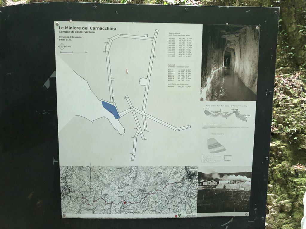 Miniera del Cornacchino (GR)